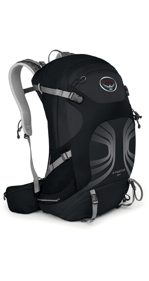 Osprey Stratos 34 Anthracite Black